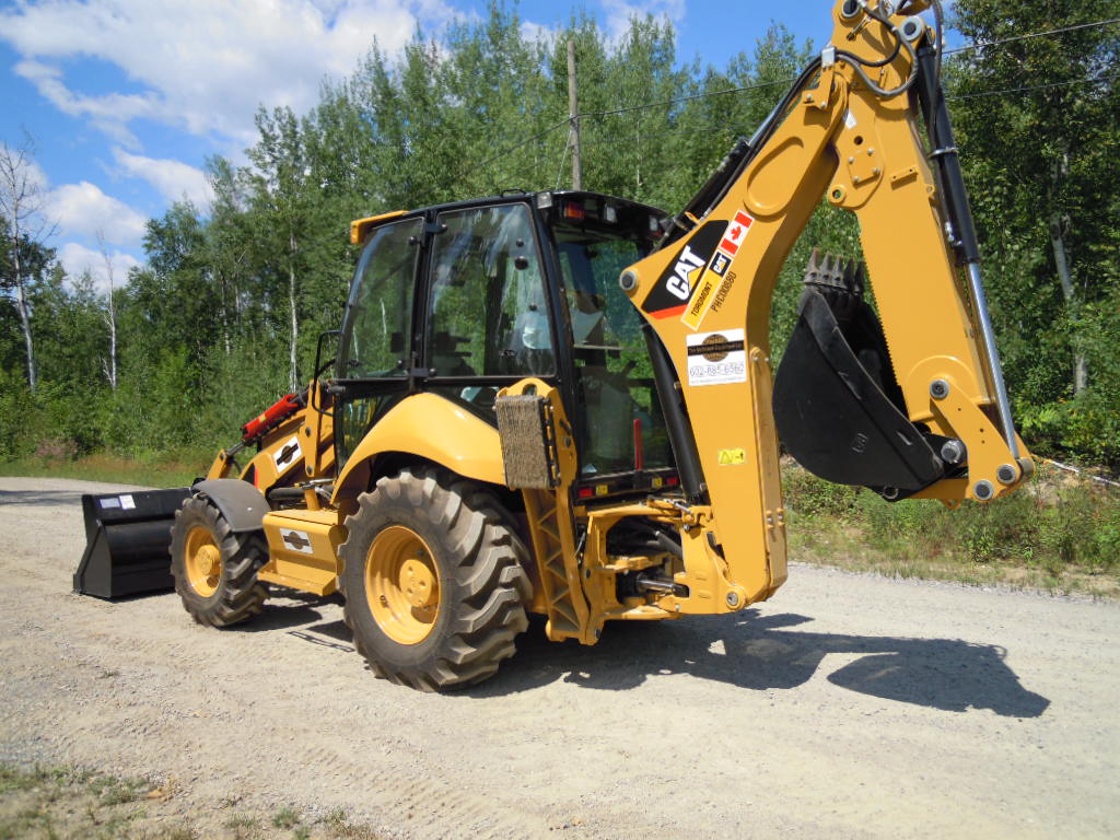 Tim McDowell Equipment Ltd  | Cat 420E IT